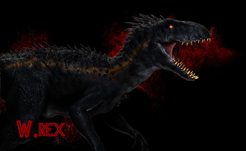 ArtStation Indoraptor 20 Jurassic