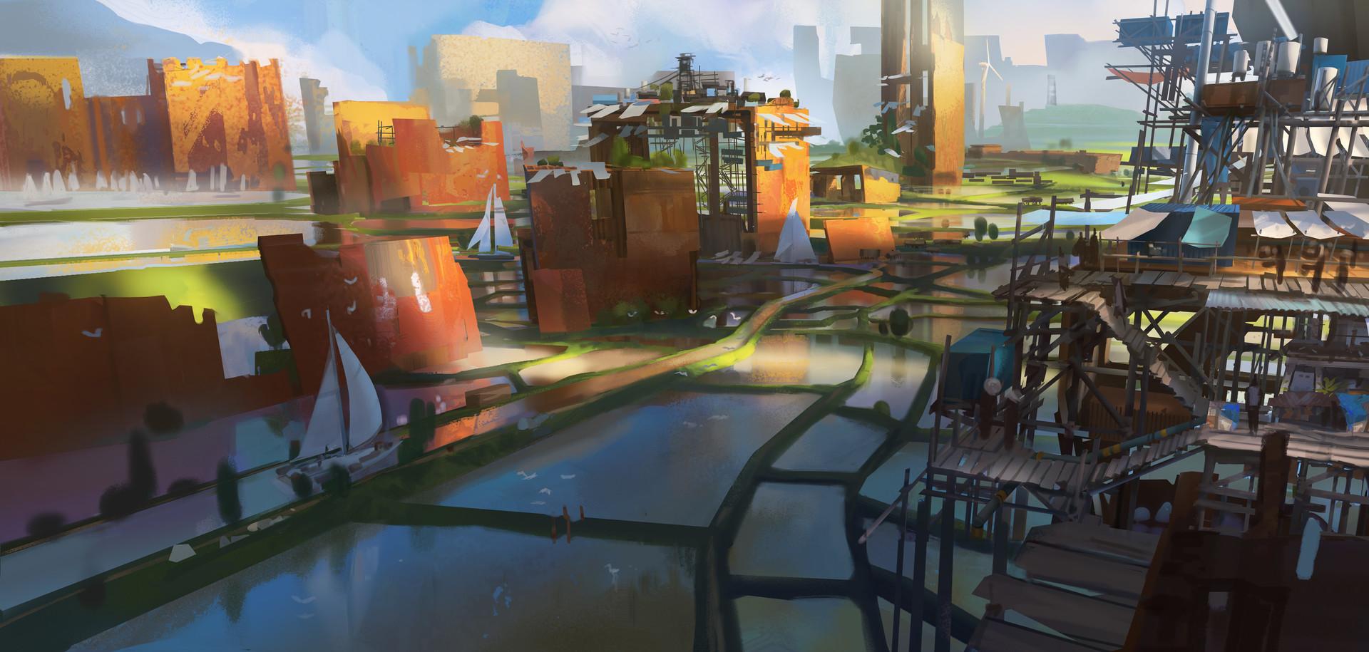 Adrien girod adrien girod shipbreak paddyfield valley 02 12 web