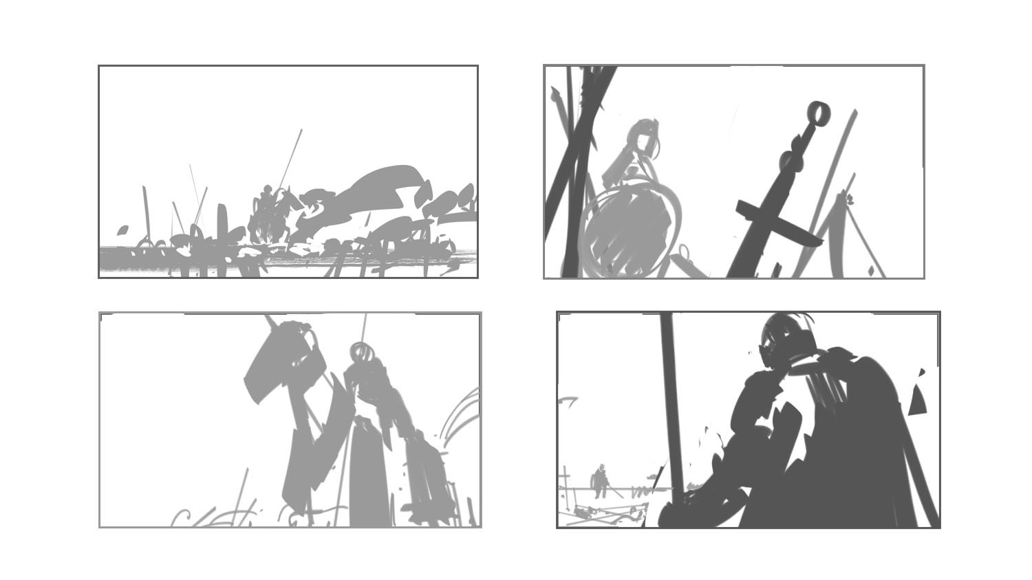 Richard anderson flaptraps art page layouts 01