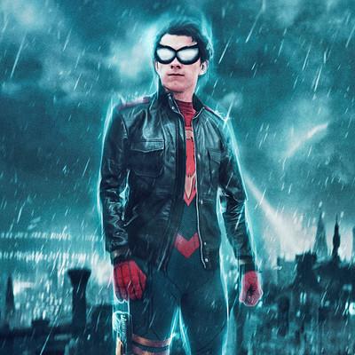 Nick tam masaolab amalgam spiderboy v1