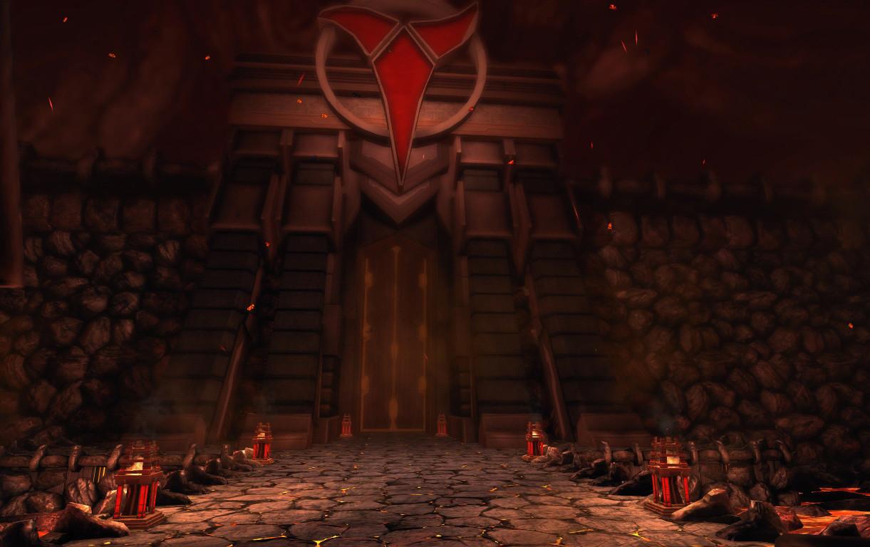 Klingon interior