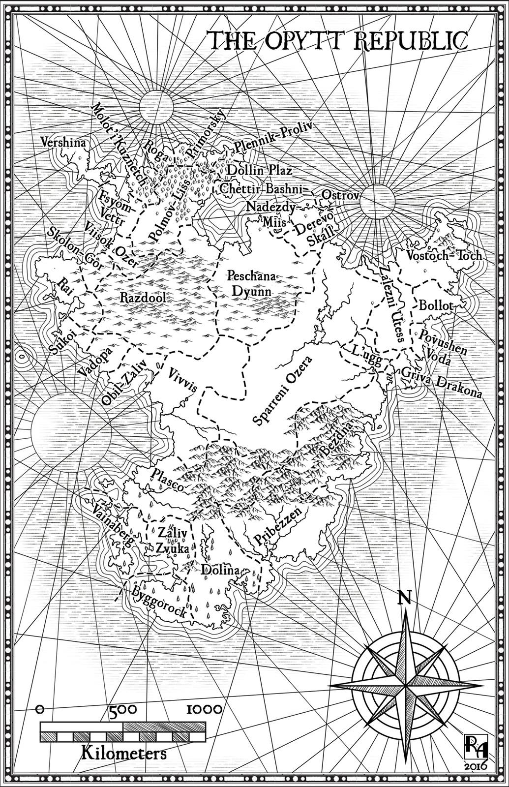 The Opytt Republic
