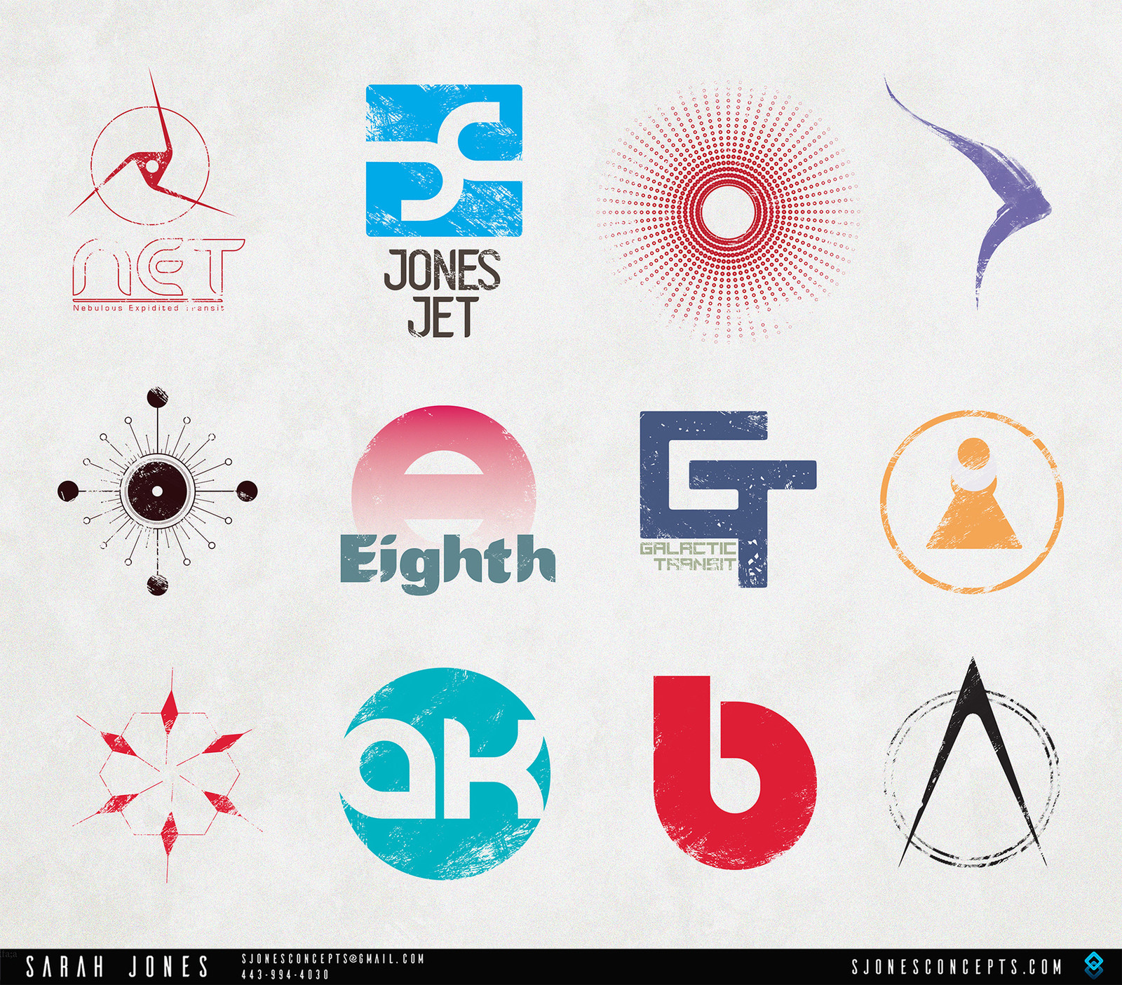 Thesis: Logos and Branding