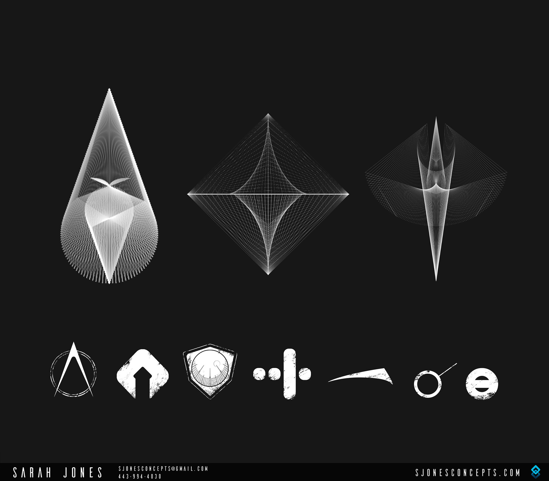Sarah jones ui icons a web