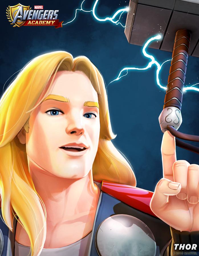 Thor detail