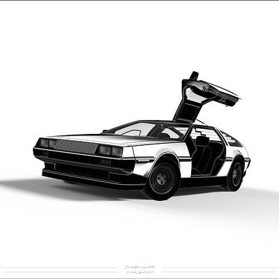 Chris amatulli delorean