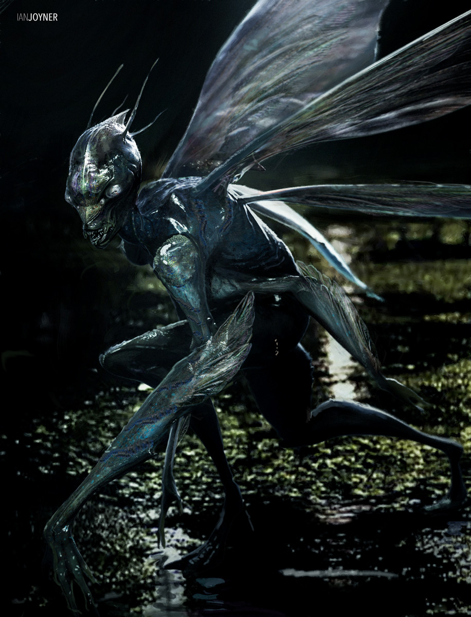 Insectoid Fairy