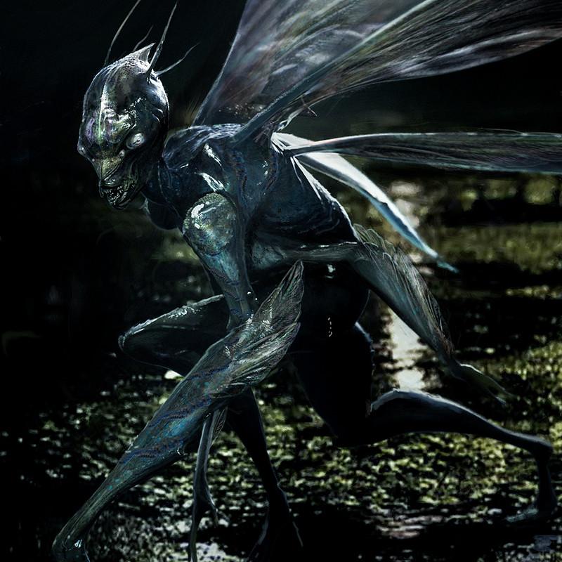 Bright - Insect Fairy design