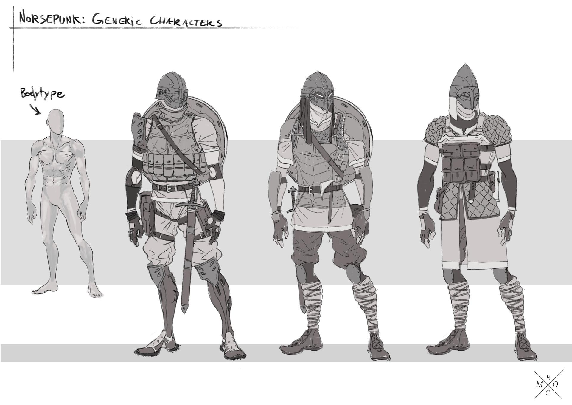 Erlend capodanno guard design