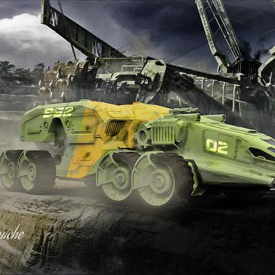 German impache prototipogiant8