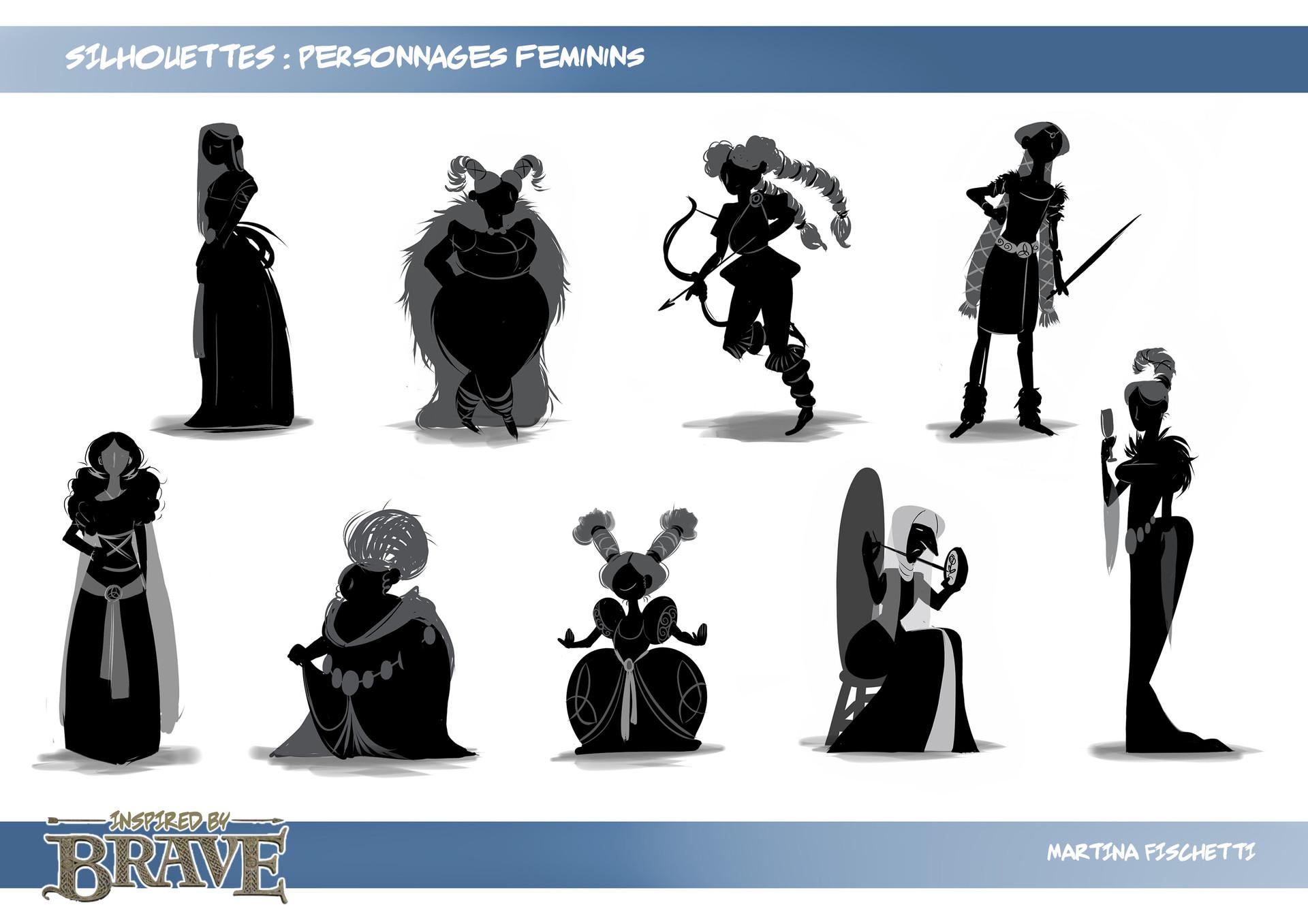 Martina fischetti 03 brave silhouettes femmes