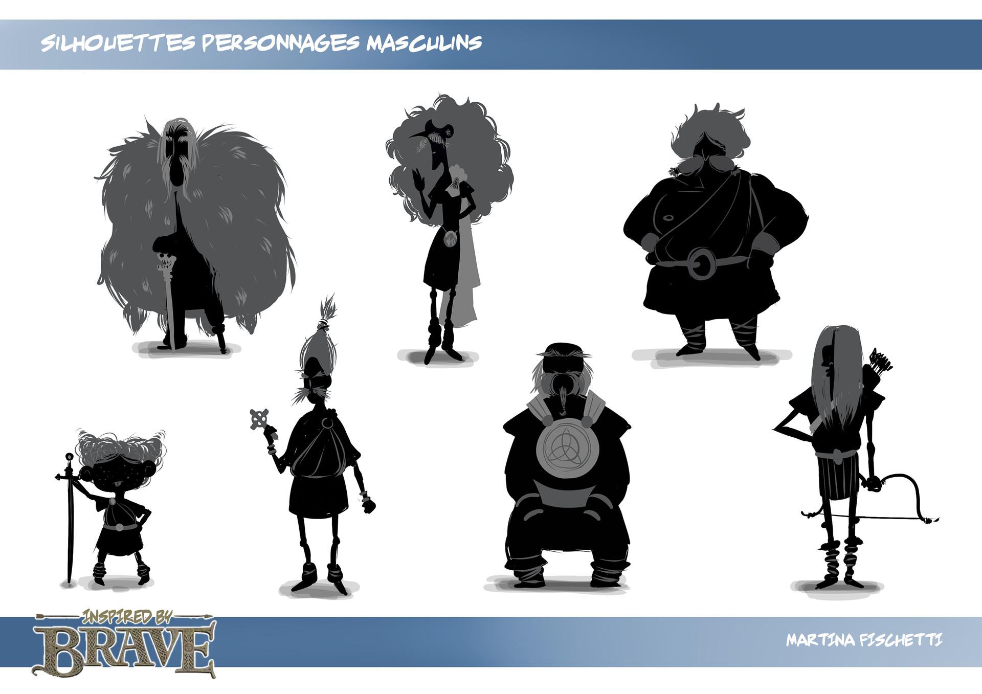 Martina fischetti 04 brave silhouettes hommes