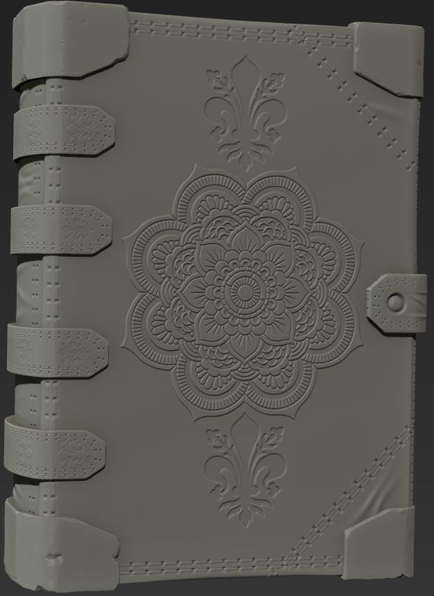 Cynicat pro zbrush spellbook 4