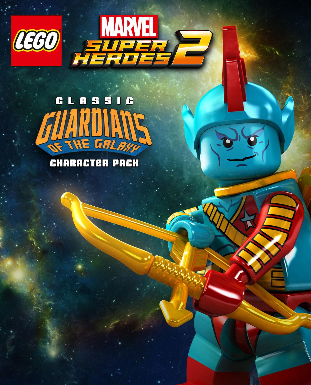 ArtStation - Lego Marvel Superheroes 2, Dulce Isis Segarra López