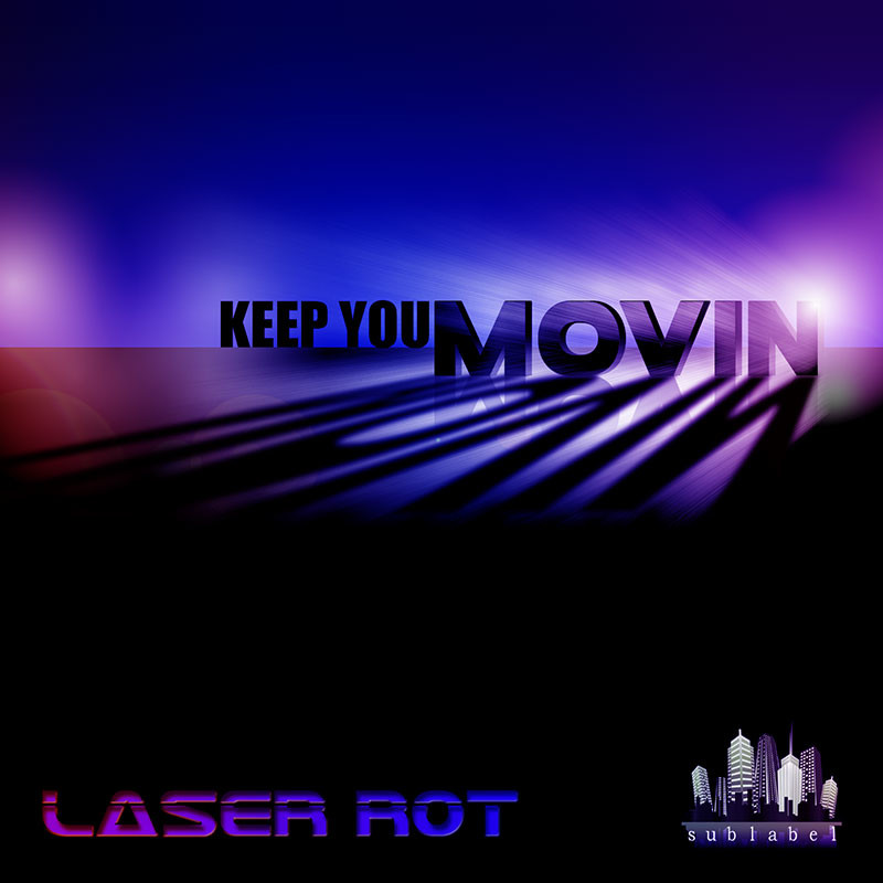 Keep You Moving Album Artwork