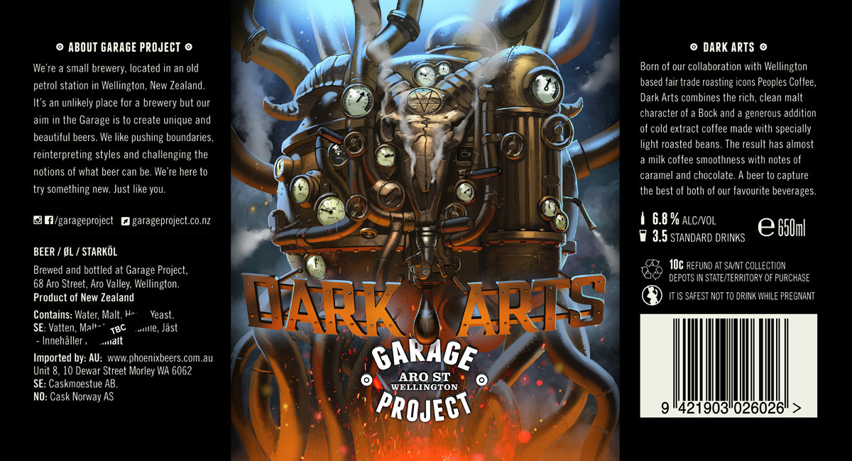 Christian pearce gp dark arts pearce final