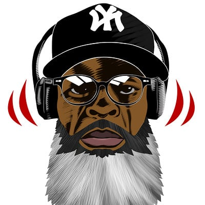 Mal moore beard vibes