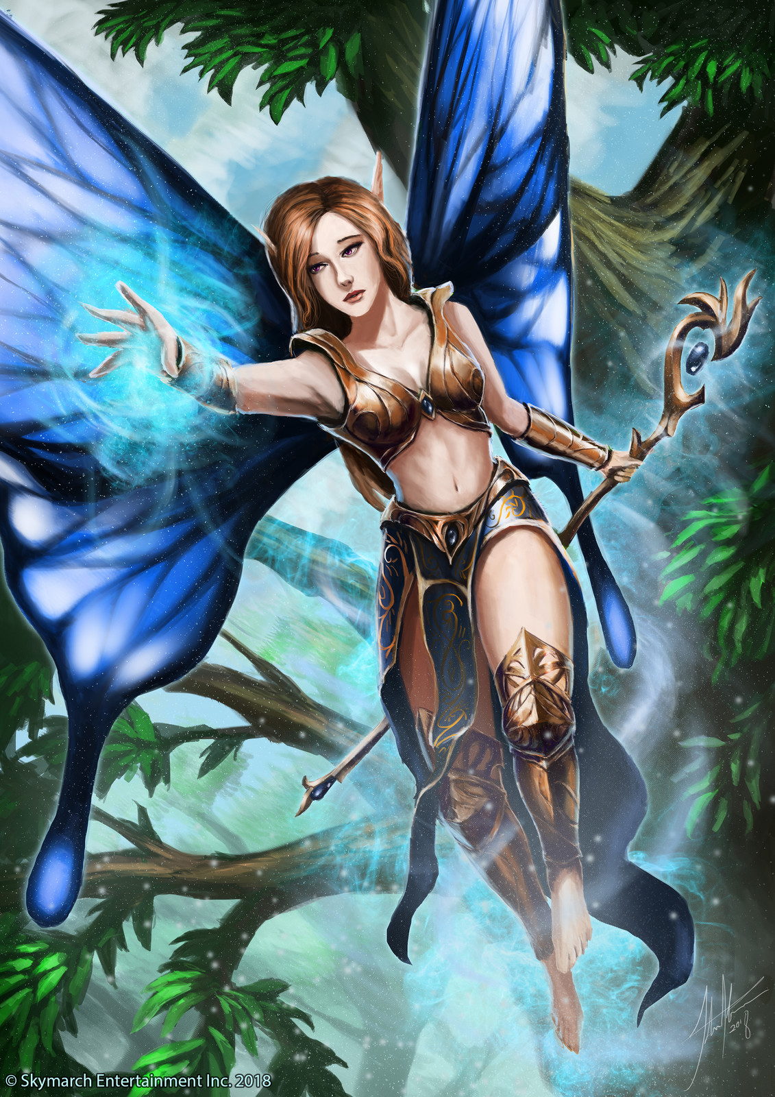 Sprite Enchantress
