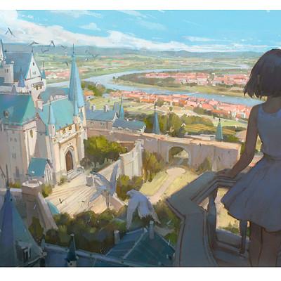 Krenz cushart castle2