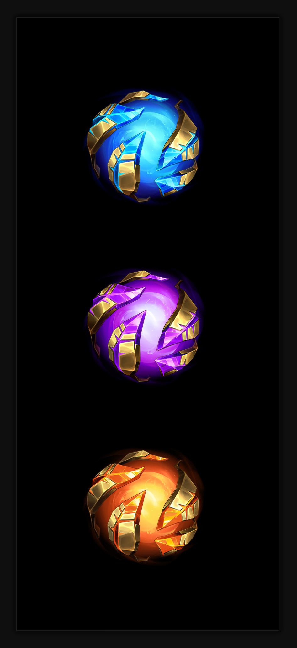 Loot reward Icons