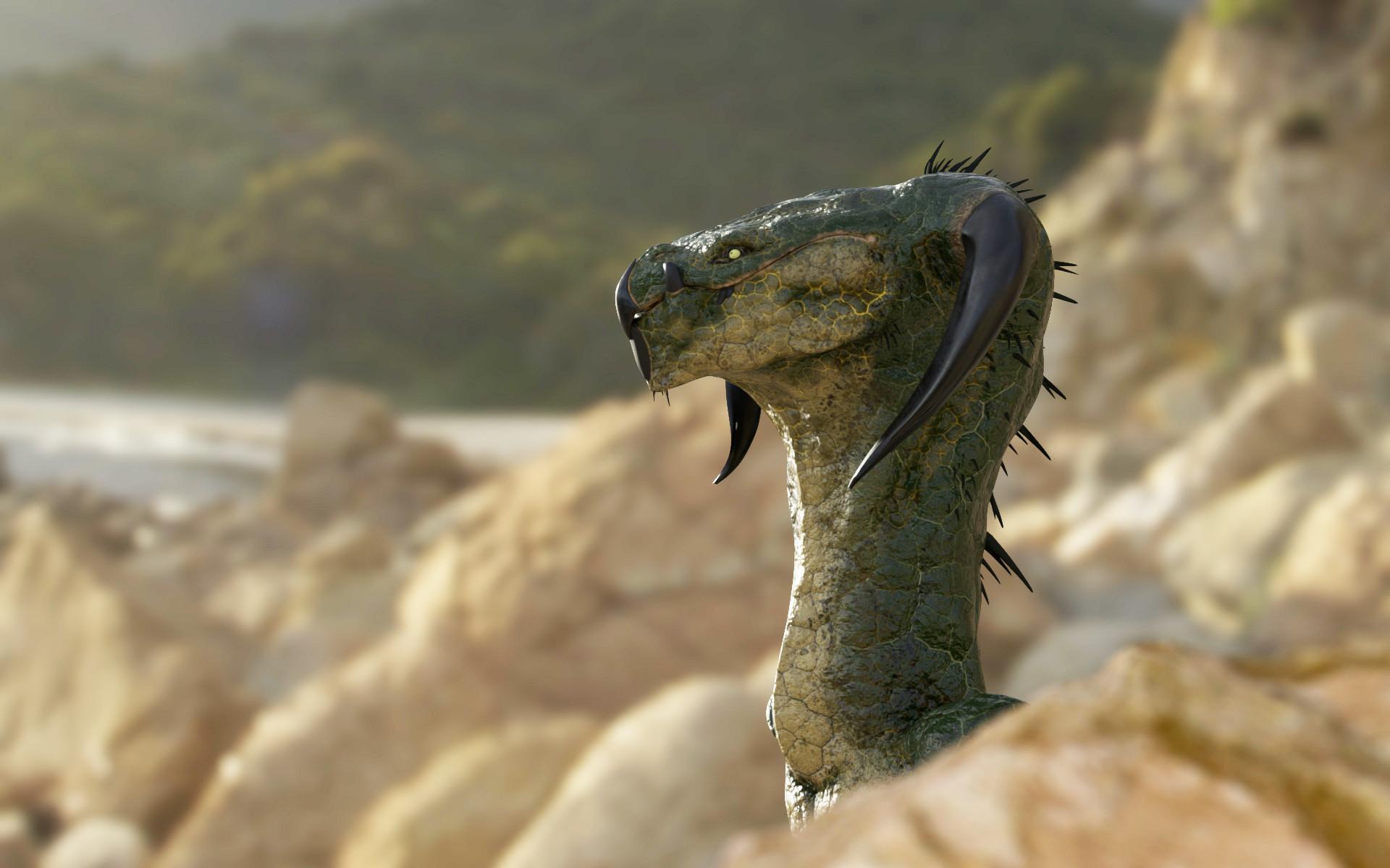 Jesse calder dragon poster 2