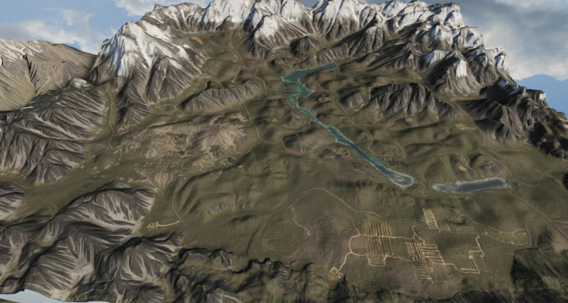 Warz Colorado Map
