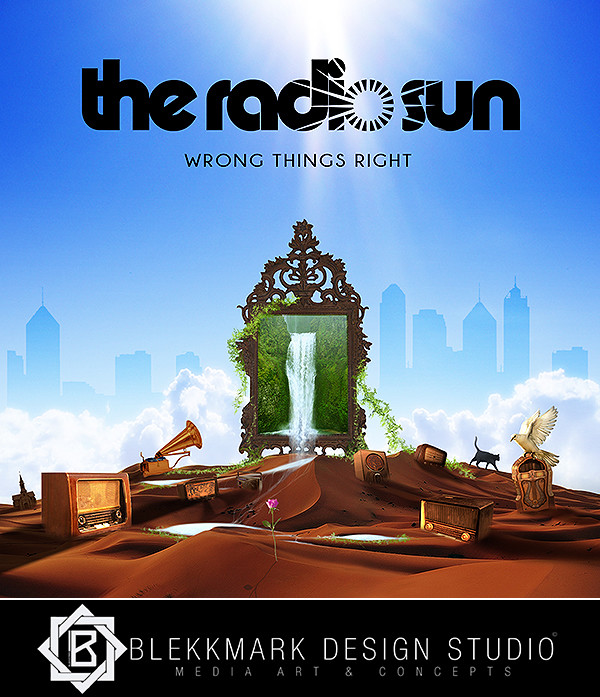 The Radio Sun - Wrong Things Right