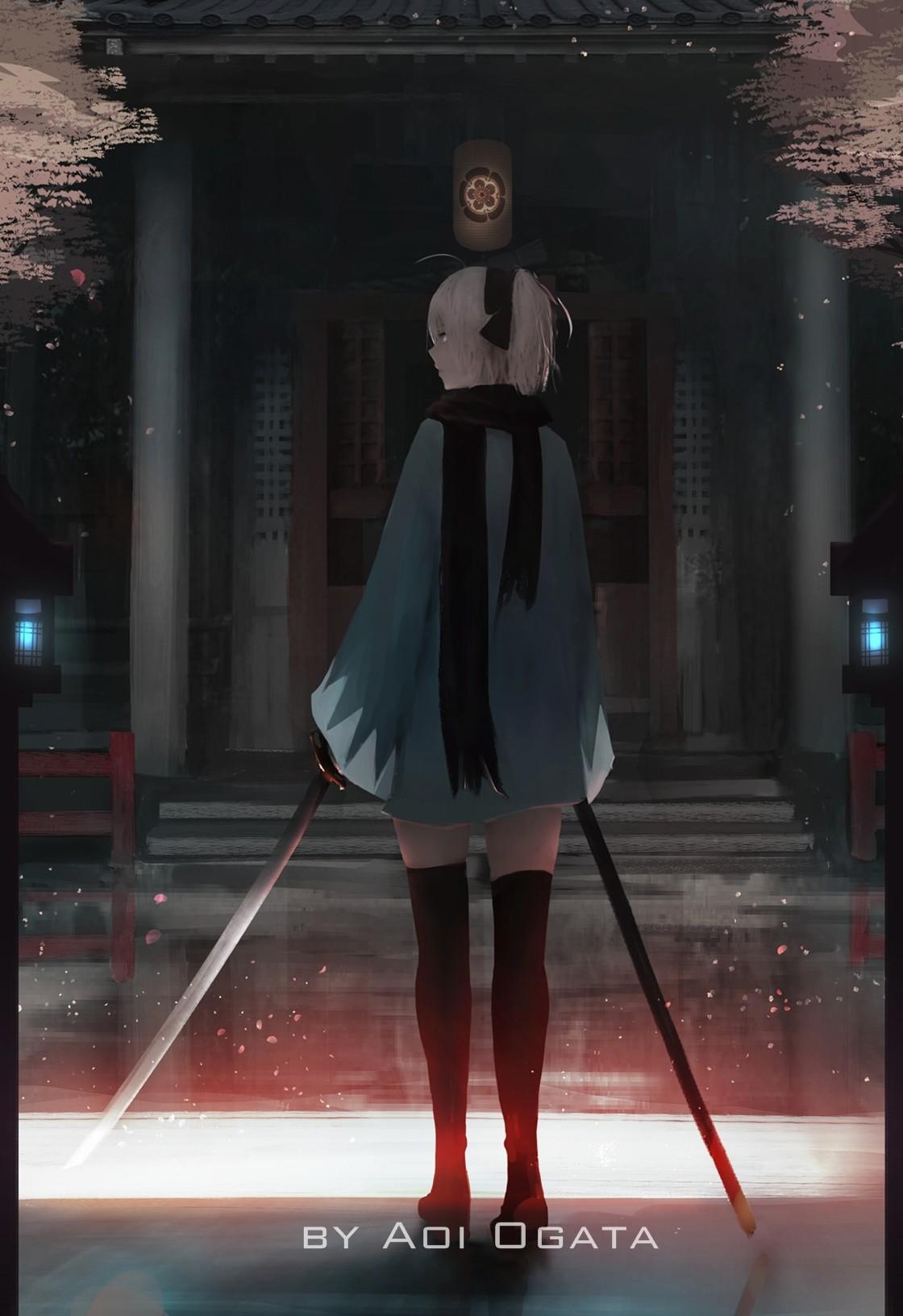 Image Result For Anime Red Wallpaper Girl