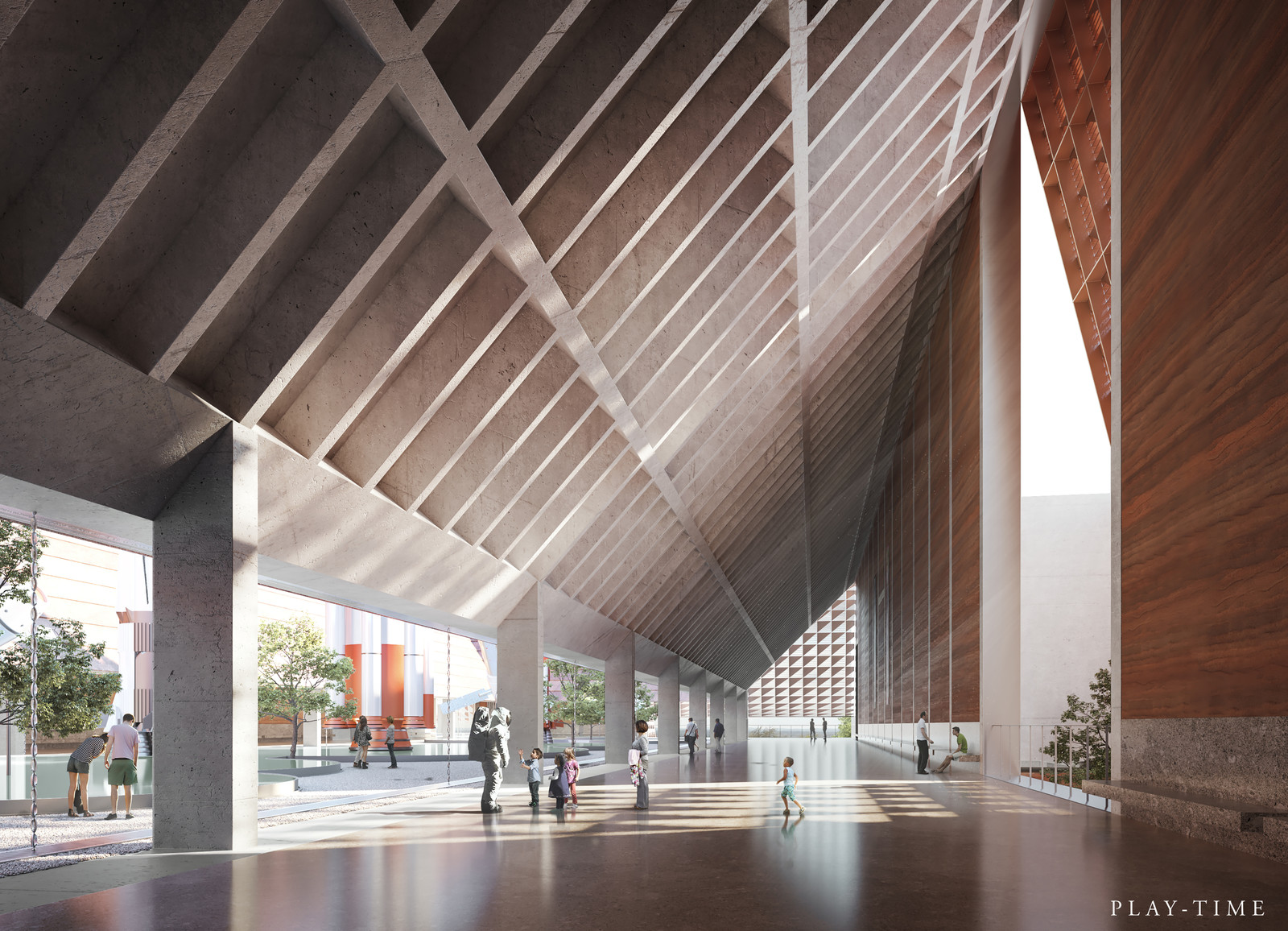 Patna Science Museum by Serie Architects