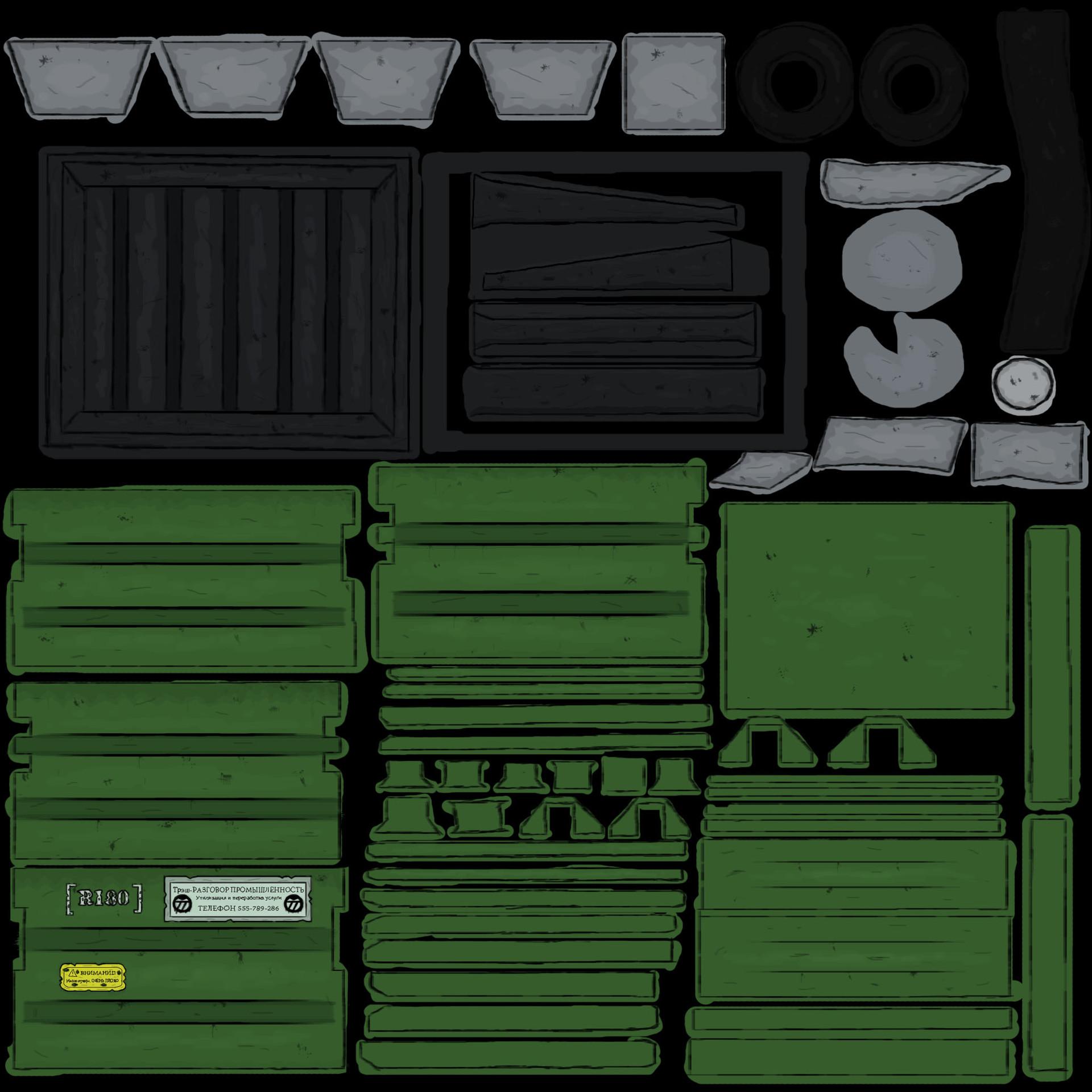 James skinner dumpster texture2