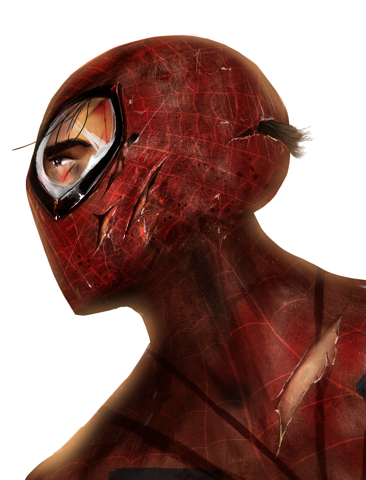 Peter Parker Art
