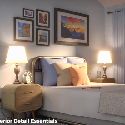 Peter bignold bedroom1 logo
