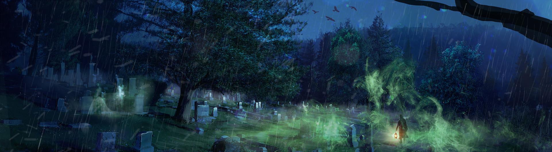 Michael morris graveyard