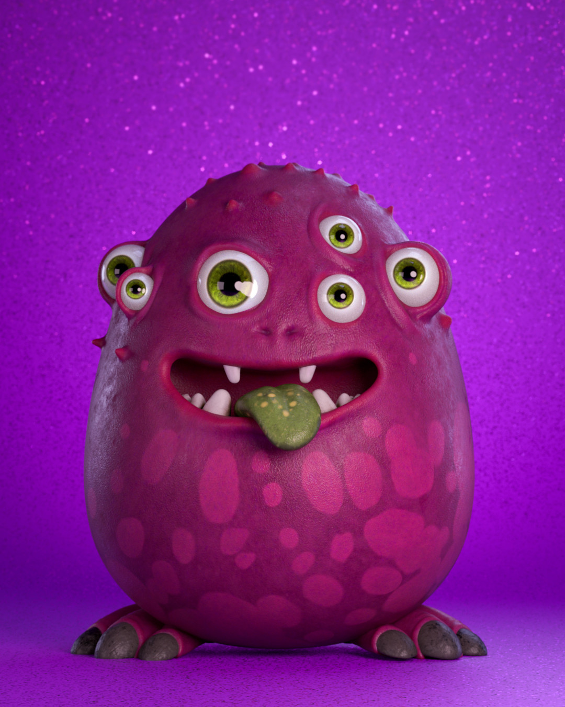 Eggy Blob