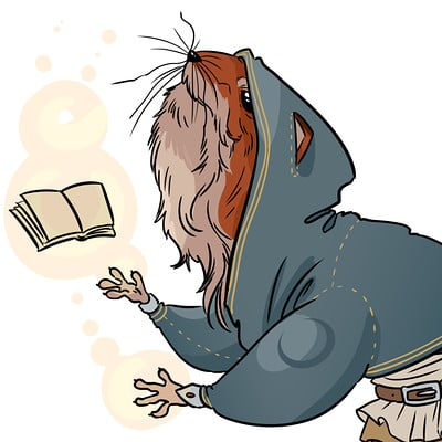 Leslie ann kam wizard weasel