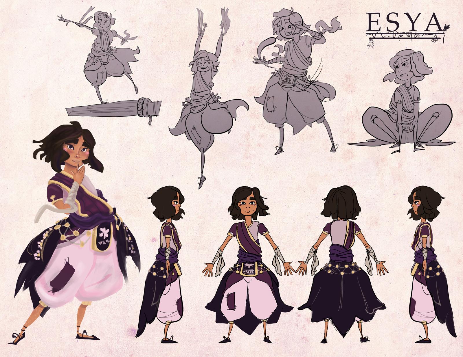 Esya(On Going Folder)