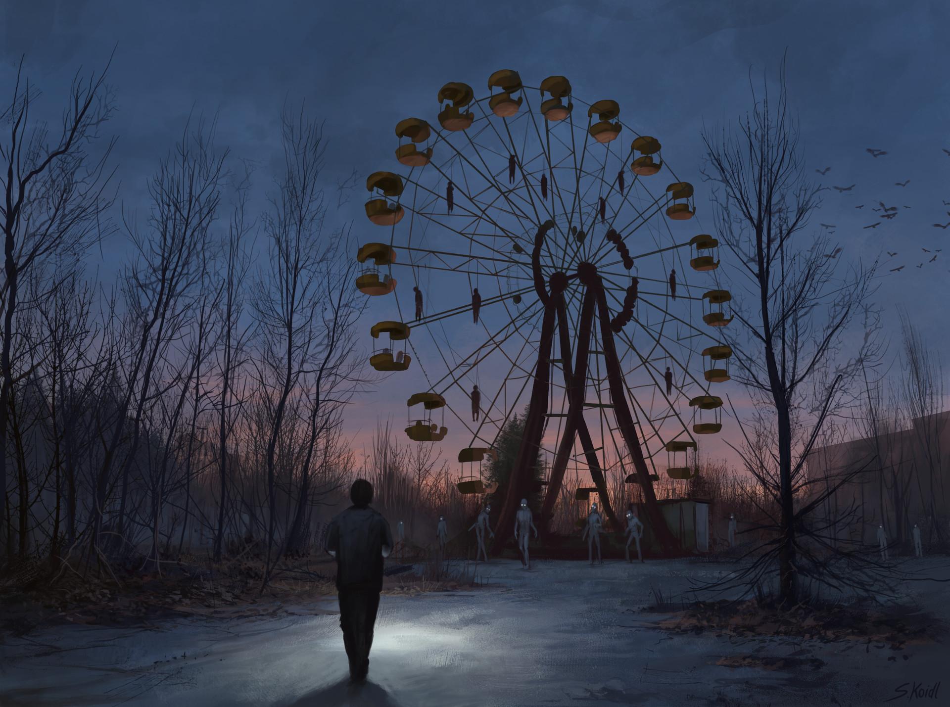 A Chernobyl Horror Story 9