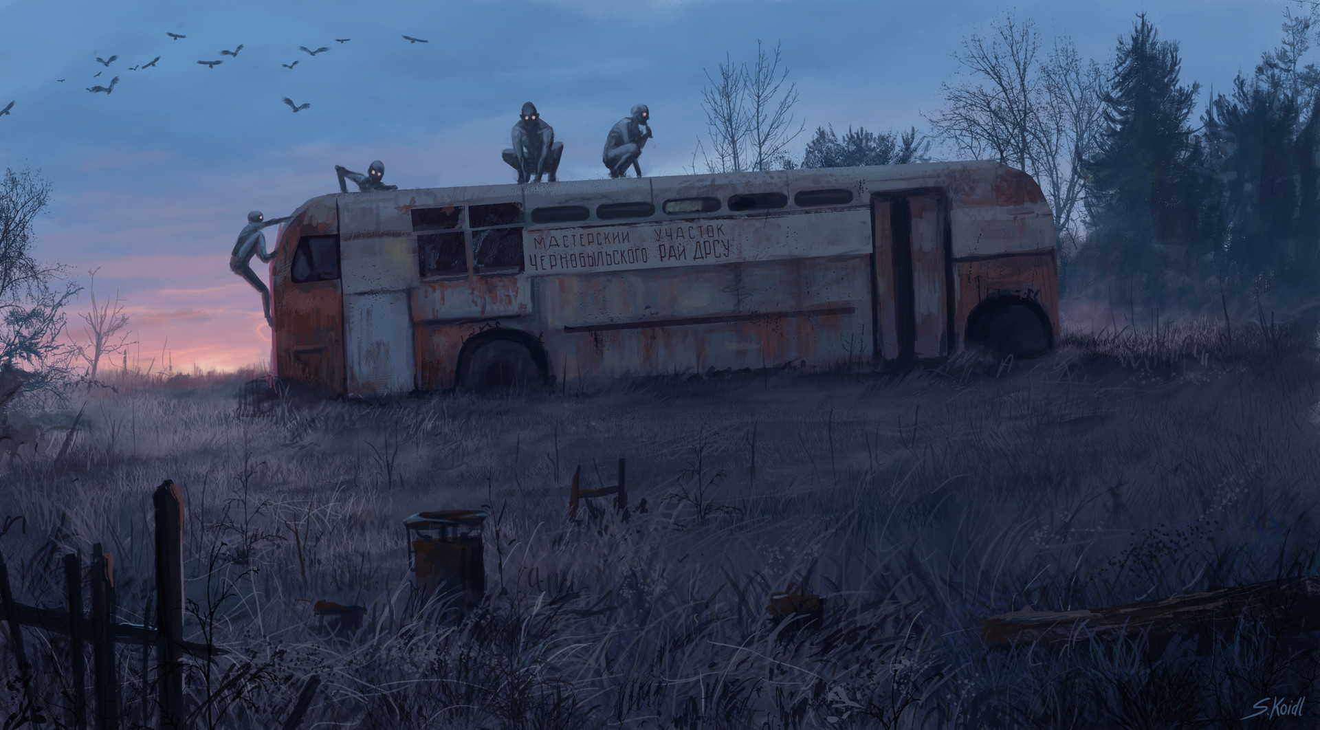 A Chernobyl Horror Story 7