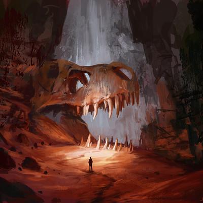 Stefan koidl speedpaint nr502 fossil cave