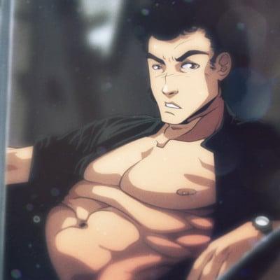 Dmitry grozov anime300