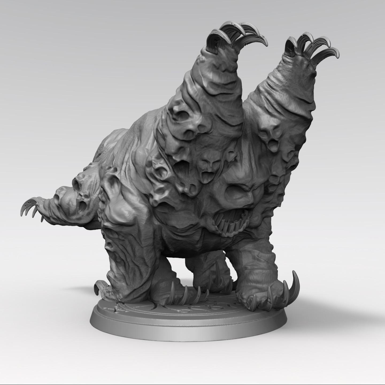 Miranda golosiy tardigradeb