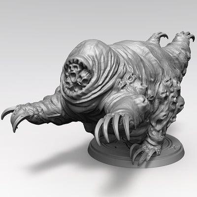 Miranda golosiy tardigrades