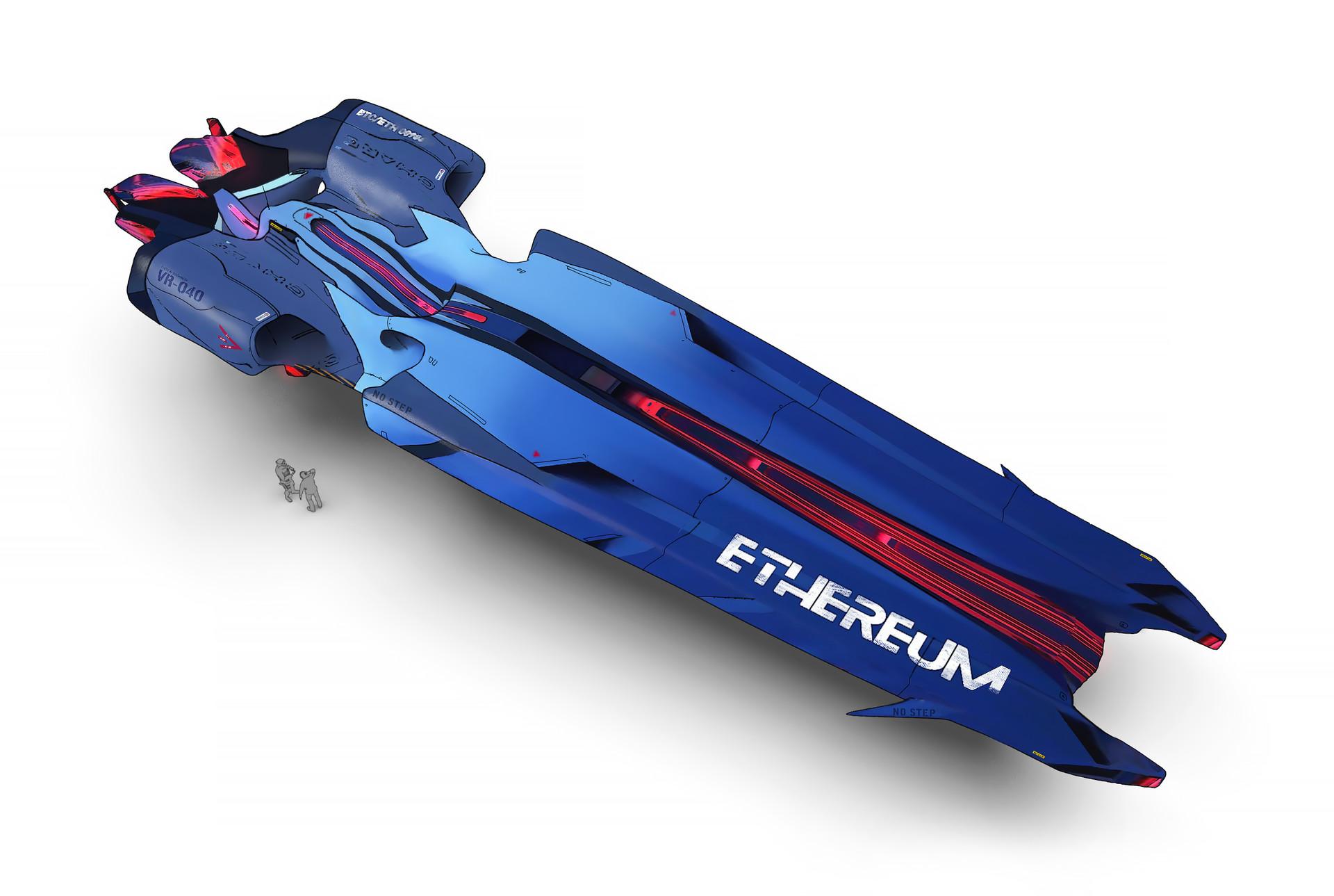 Oleg zherebin ship1