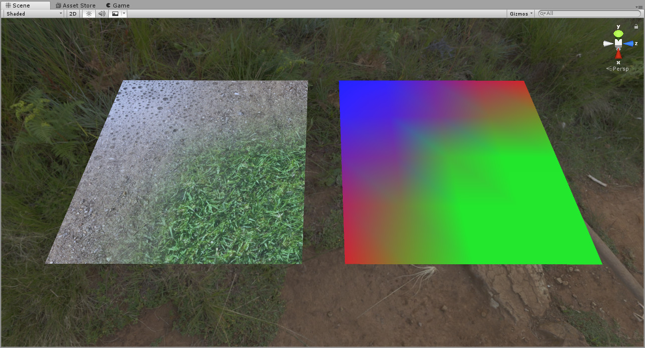 Sullivan Devroede Unity Vertex Color Shader