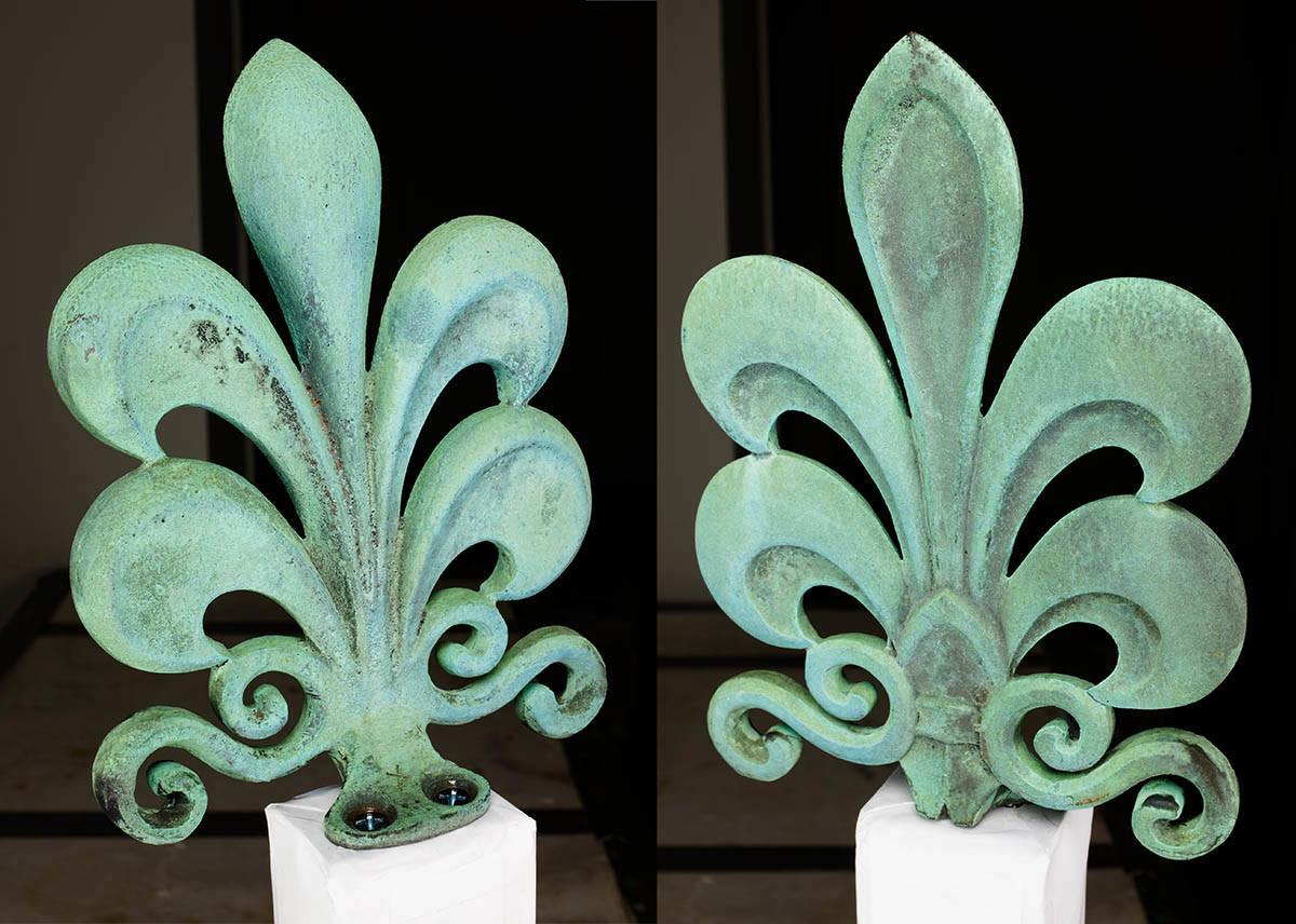Subject - Bronze Fleur