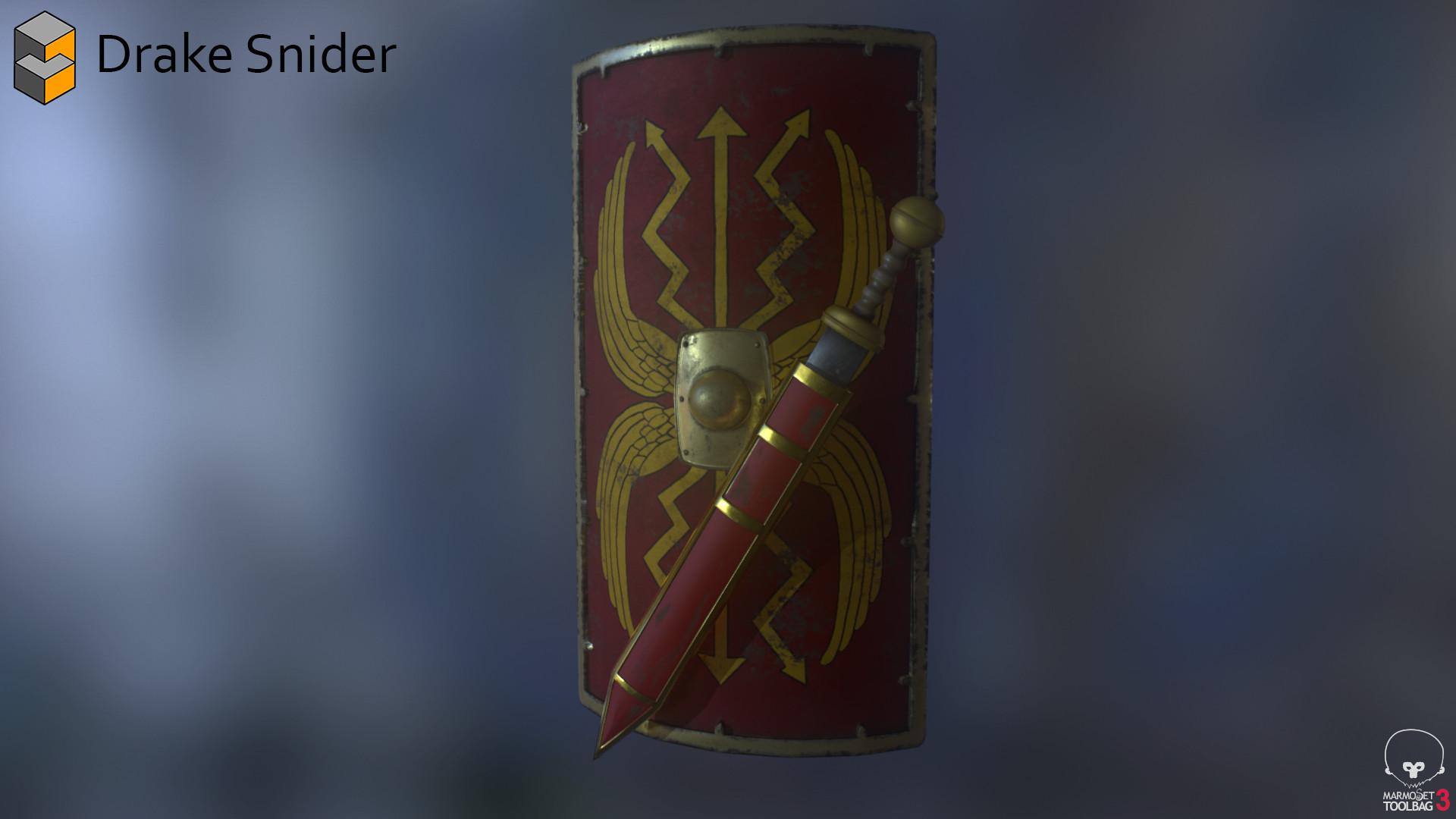 Drake snider drakesnider shield