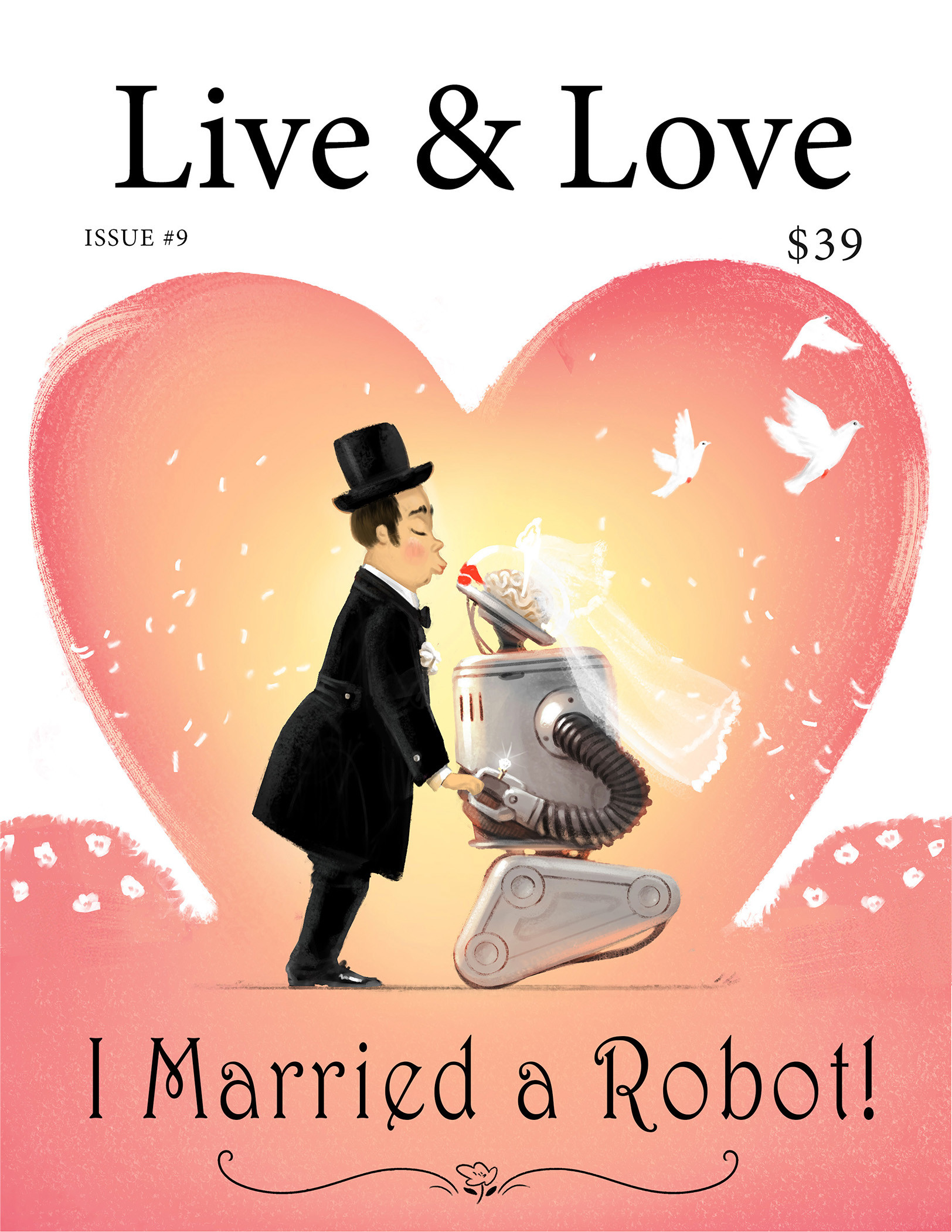 Ilya nazarov married a robot