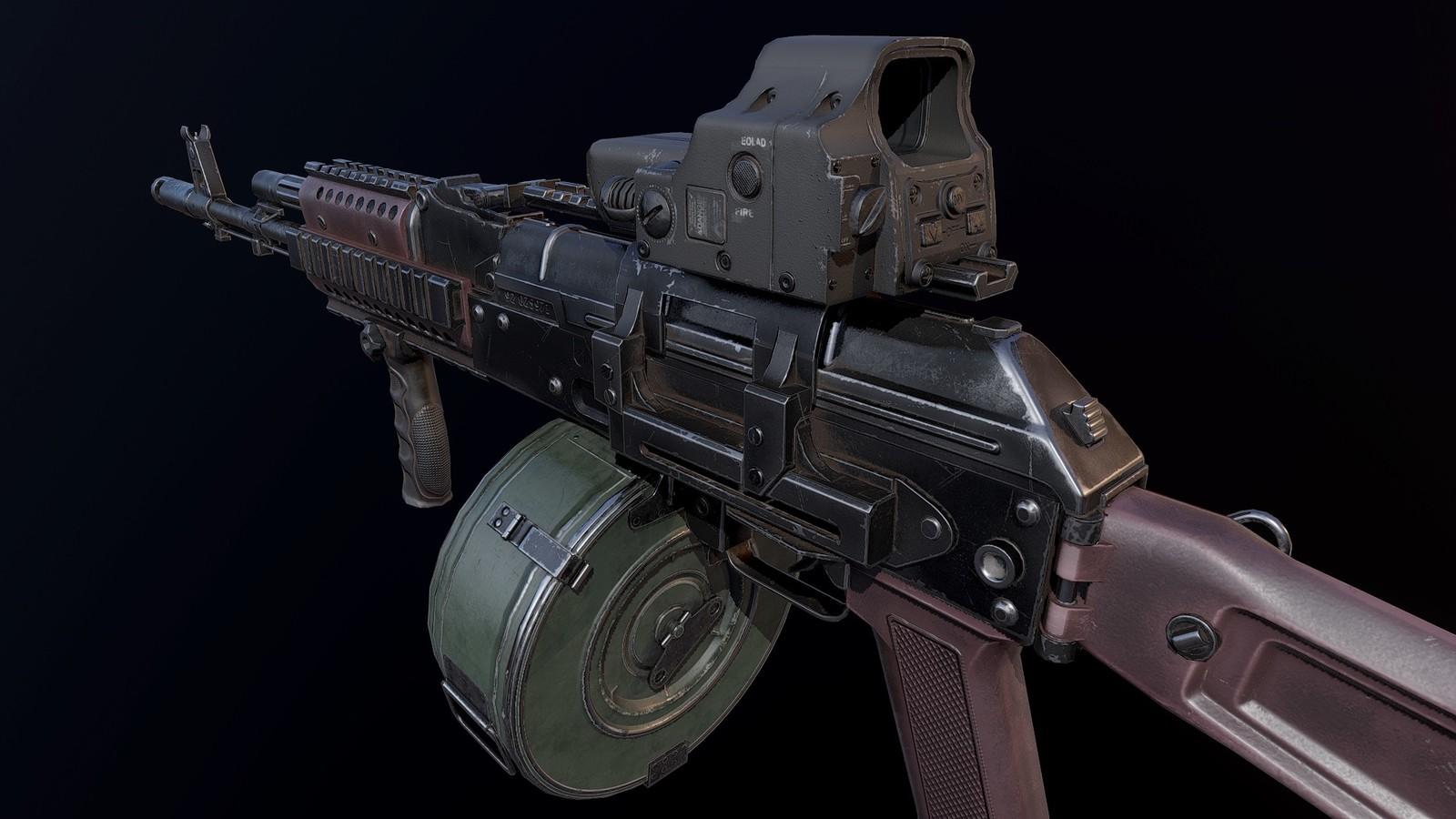 AK 74M