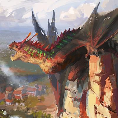 Neil kairanna dragon