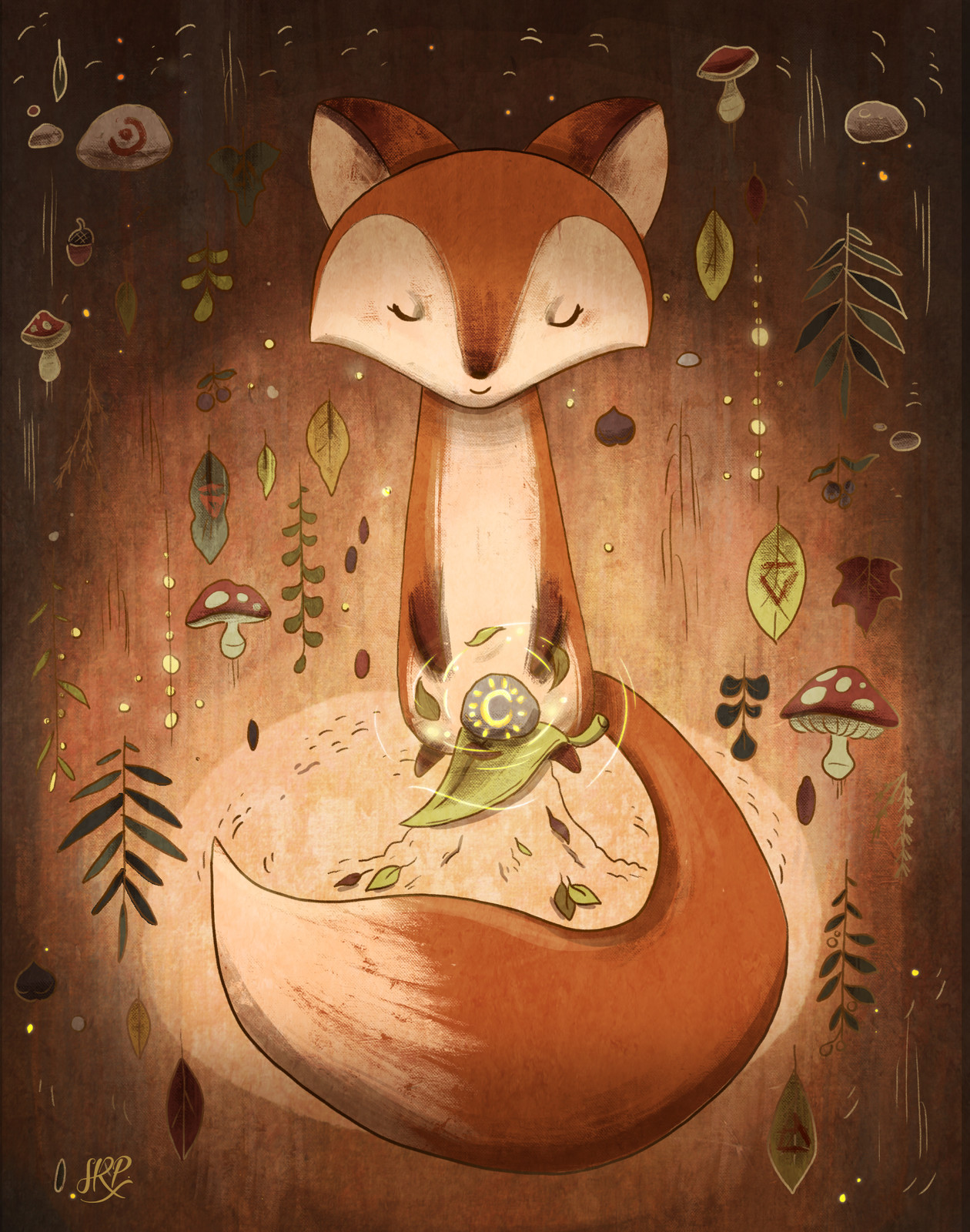 Fox - Ál's tale